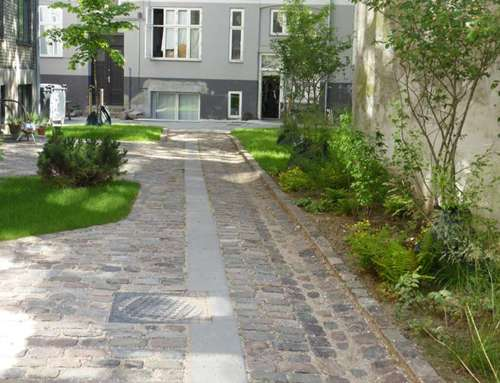 Sankt Hans Gade karreen – byfornyelsesprojekt